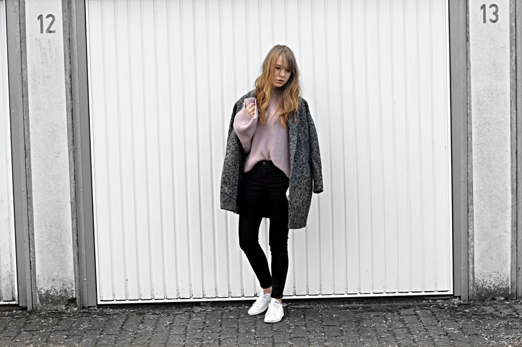 Wide Sleeves Sweater Changeable Style